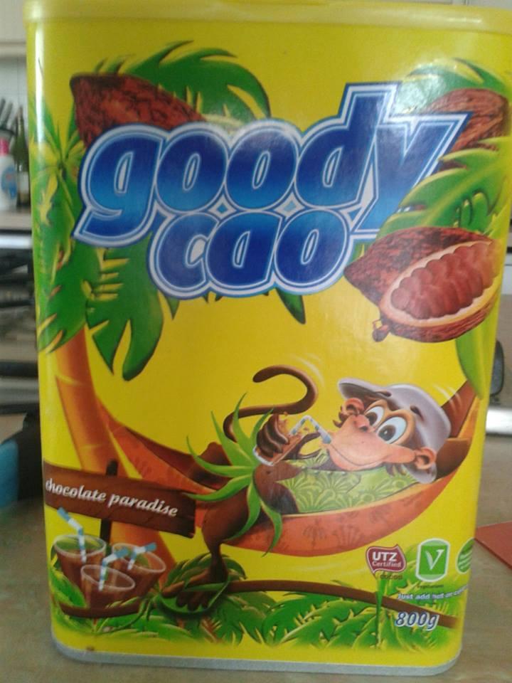 ¿Cola Cao o Nesquik? Fight! Good-cao