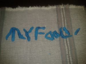 my foodee